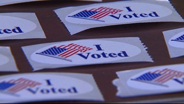 Design contest underway for Idaho's 2020 'I Voted' stickers