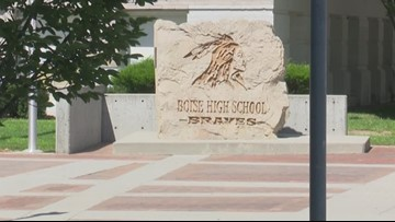 School board unanimously approves Boise High mascot change