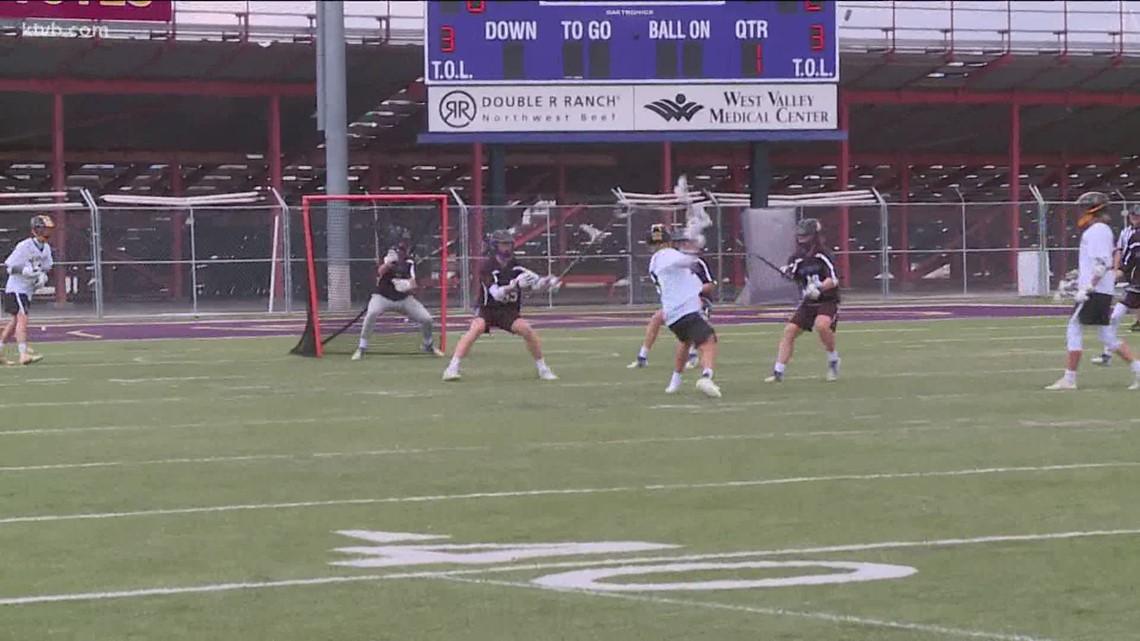 Rocky Mountain boys lacrosse picks up 5A state championship title