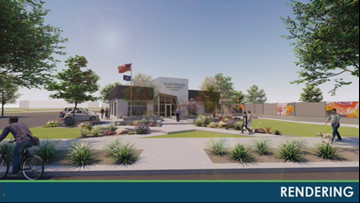 Downtown sub-station for the Boise Police Department scheduled to open next year