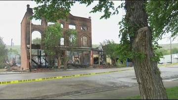 Downtown Huntington arsonist headed to prison