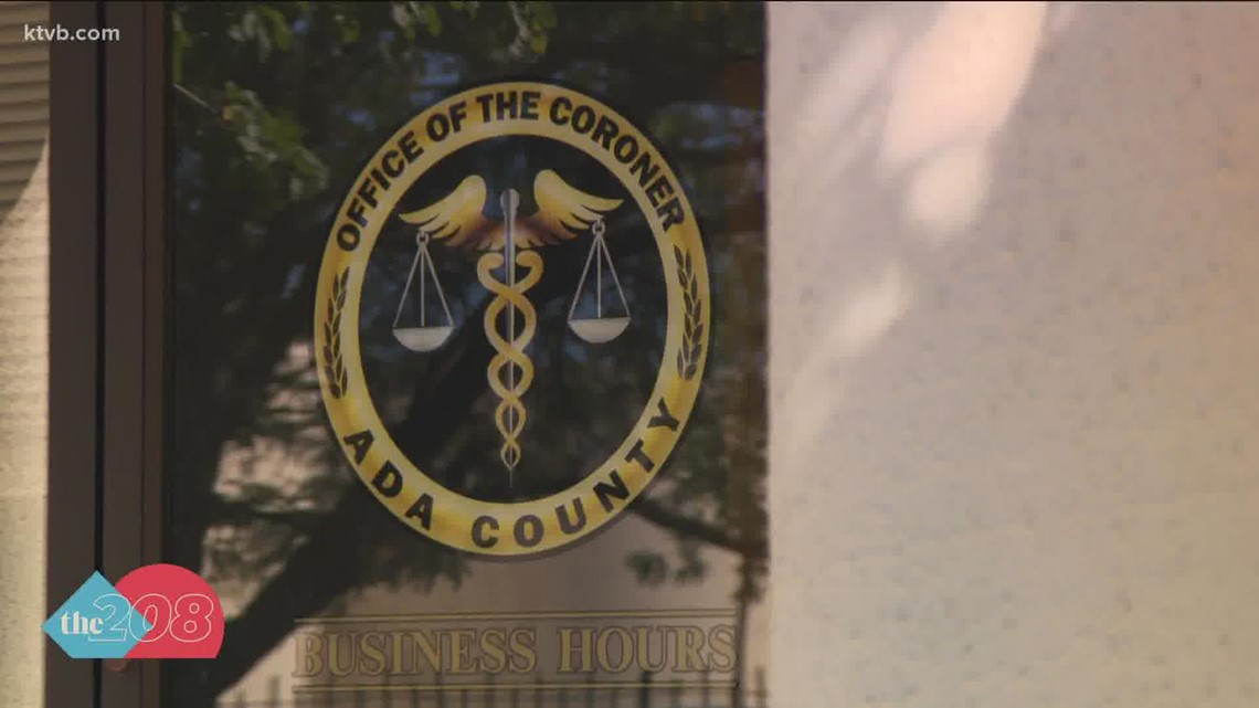 How Ada County is storing the bodies of people who died from COVID-19
