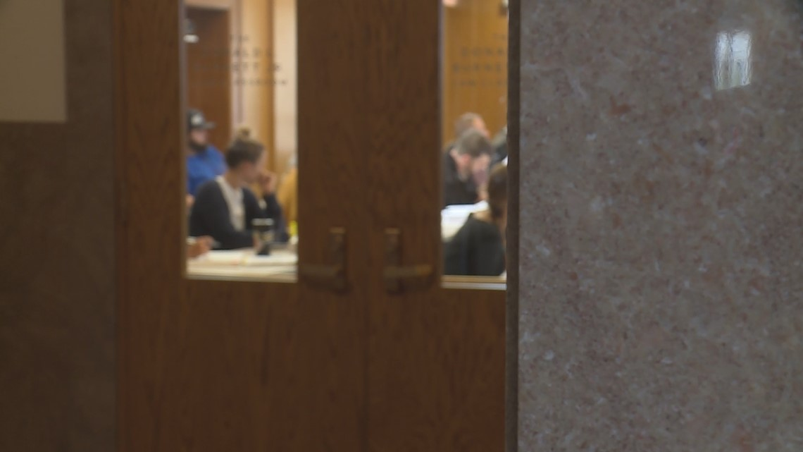 Students at University of Idaho's Boise law school raise concerns after graduation ceremony moved to high school - KTVB.com thumbnail
