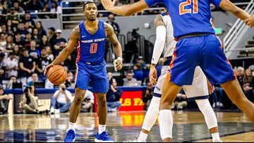Boise State basketball: Two middling MW programs meet up