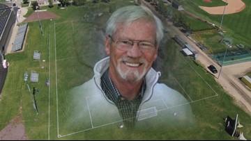 Bishop Kelly High School dedicates soccer field to longtime member of Golden Knight community
