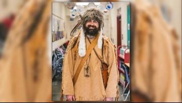 Innovative Educator: Boise teacher turns mountain man to bring history alive