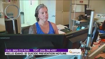 Hello Idaho: Idaho Suicide Prevention Hotline provides invaluable service