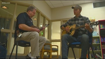 Ada County juvenile detention employee changes lives through music