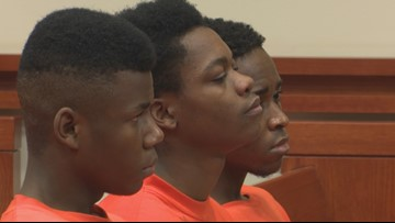 Kuna rape suspects arraigned in district court appearance