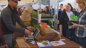 'We're hoping to alleviate some of the parking problems': Boise Farmers Market to move to new location