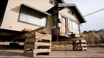 Two historic Boise homes moved from St. Luke's property demolished