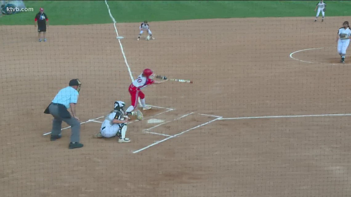 Nampa picks up road win against Bishop Kelly in 4A softball