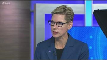President Marlene Tromp shares her vision for Boise State University