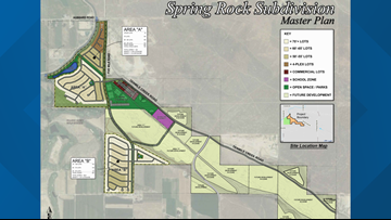 Spring Rock, another planned community near Kuna, moves forward