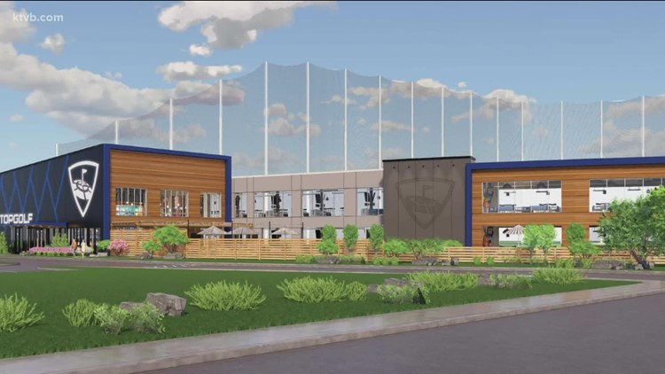 Topgolf coming to the Treasure Valley