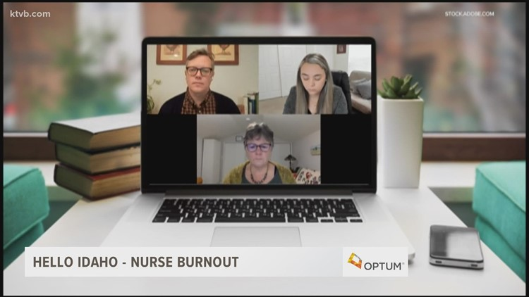 Hello Idaho: How Oregon healthcare workers are dealing with burnout