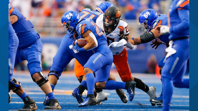 After Boise State's loss against Oklahoma State, Andy Avalos and the Broncos look to build consistency on offense