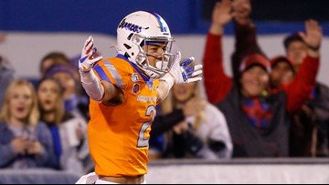 Boise State stays at No. 14 in AP Top 25 Poll, moves up in Coaches Poll after beating Hawai'i