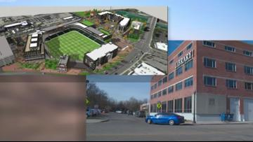 Group asks Boise City Council to adopt petitions on library, stadium projects