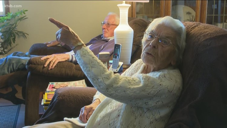 Meridian woman turns 107-years-old, shares her secret for a long life