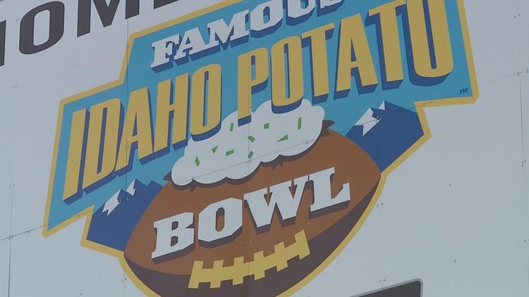 Famous Idaho Potato Bowl to be played on Jan. 3