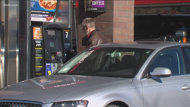 Gas prices surge in Idaho by 10 cents per gallon