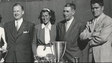 Barbara Chandler, first lady of Idaho tennis, dies at 96