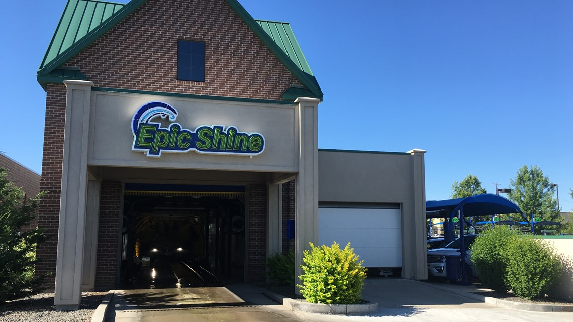 Where's Larry? Epic Shine Car Wash, Make-a-Wish Fundraiser | ktvb com