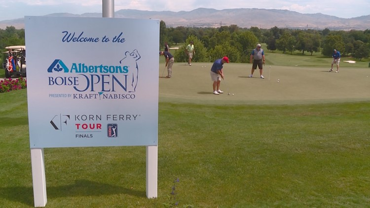New 3-night concert series announced for this year's Albertsons Boise Open