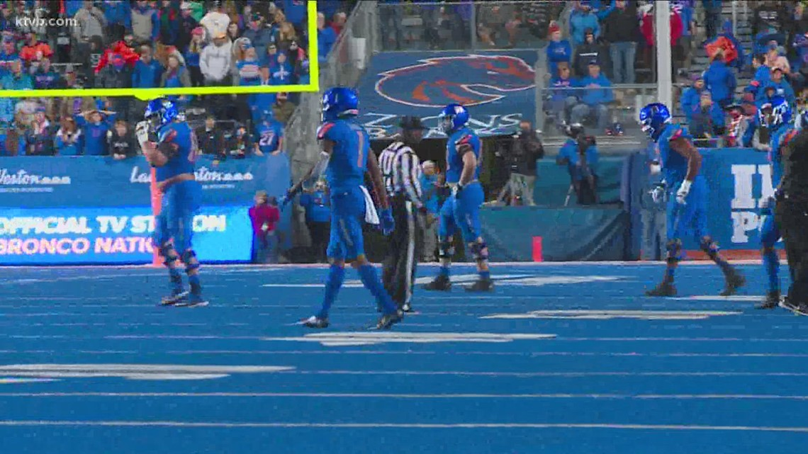 KTVB's Jay Tust and Will Hall recap Boise State's loss to Air Force