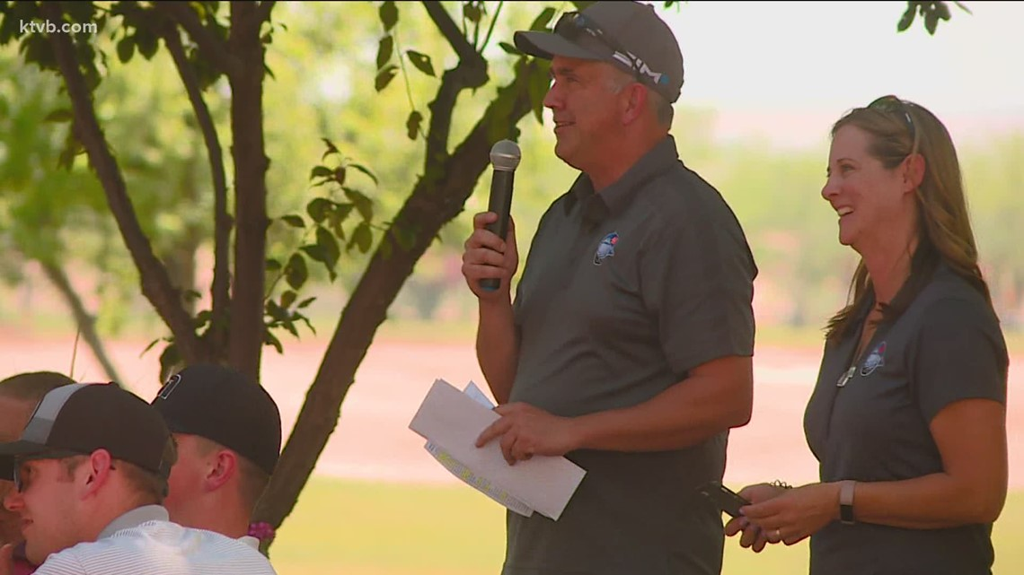 Boise father creates golf tournament, raises money for youth sports in honor of late son