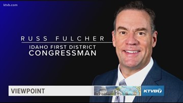 Viewpoint: Idaho Rep. Russ Fulcher discusses recent mass shootings and other major issues