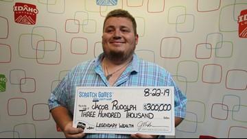Buhl man's lottery win is 'legendary'