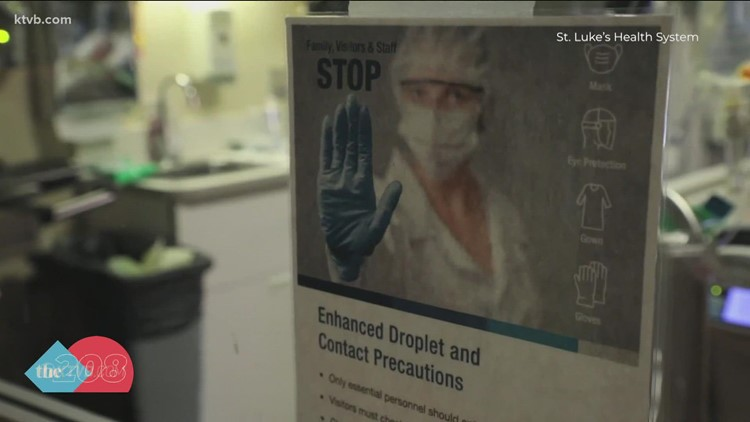 Idaho medical leaders battling misinformation while healthcare workers face crisis standards of care