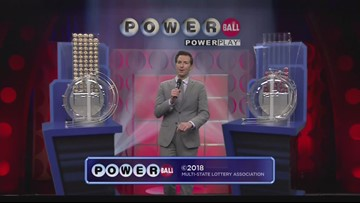 Powerball drawing for December 1