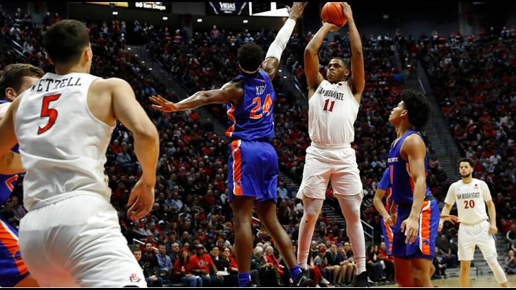 Boise State basketball: SDSU standing in the way