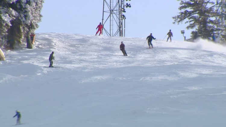 Bogus Basin on track to open near the end of November, employees say