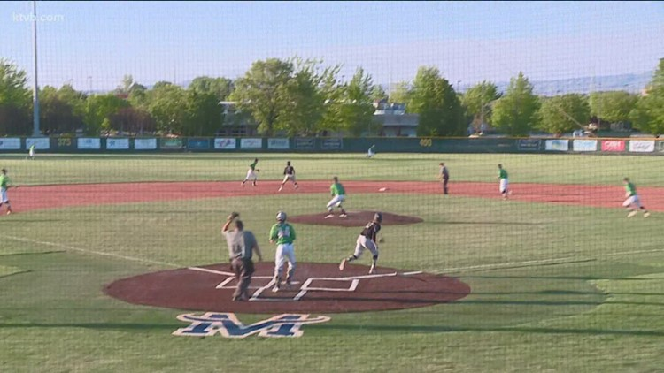 Mountain View heading to 5A state baseball championship after win against Kuna