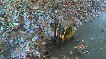 Here's how the plastics you toss in Boise's recycling bins can actually become fuel