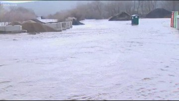 Families stranded, road crews stretched thin as Idaho battles flood waters