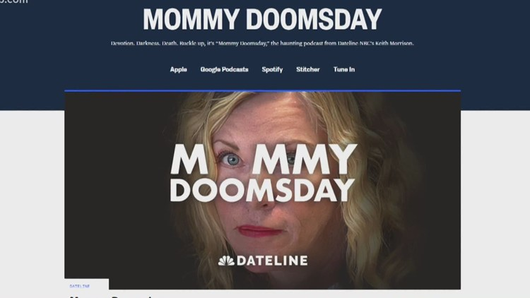 New Dateline NBC podcast 'Mommy Doomsday' chronicles Vallow-Daybell case