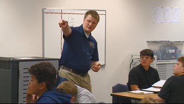 Innovative Educator: Vallivue teacher helps students become life-long learners