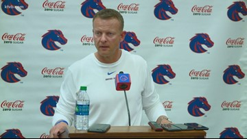 Boise State coach Bryan Harsin looks back the Broncos' series and rivalry with BYU