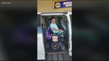 Miracle Van: Car repair shop helps a Boise woman with cerebral palsy after her van broke down