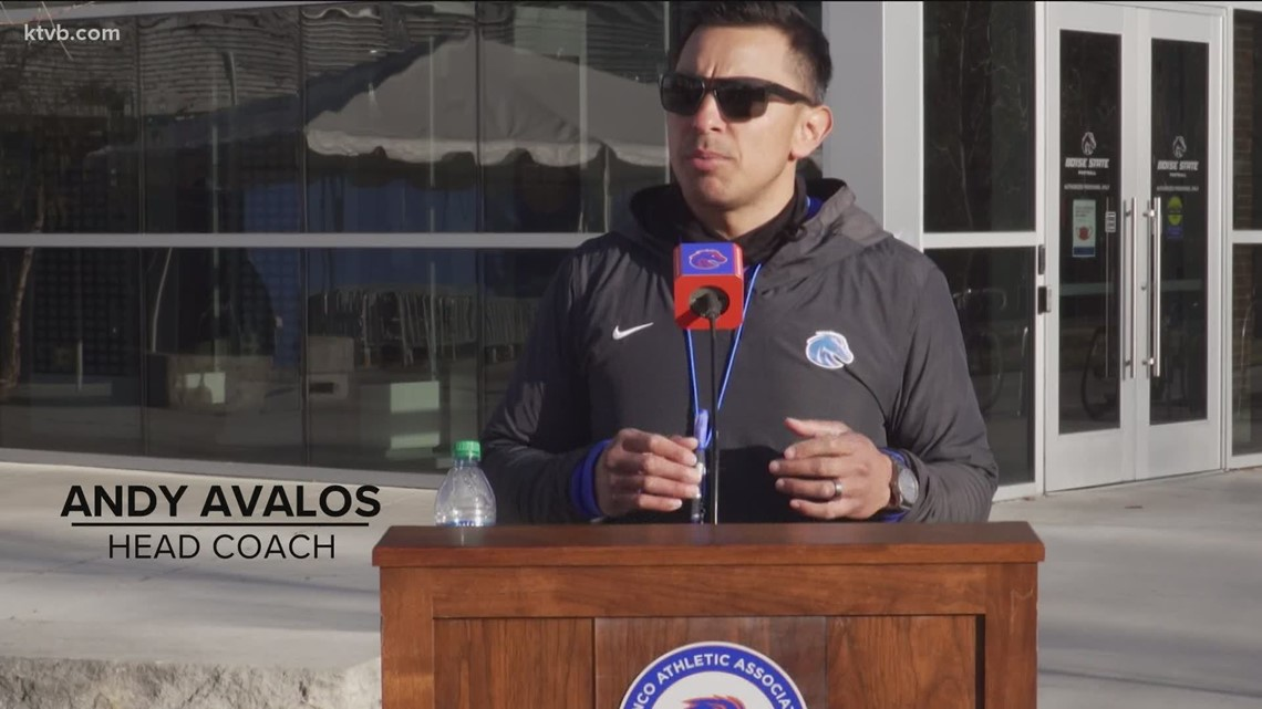 Boise State's new Andy Avalos era introduces new culture and 'awesome' quarterbacks