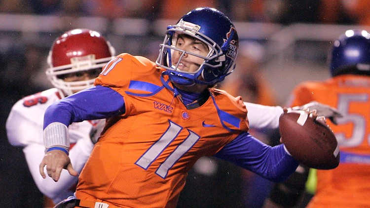 Former Boise State QB Kellen Moore named to College Football Hall of Fame ballot