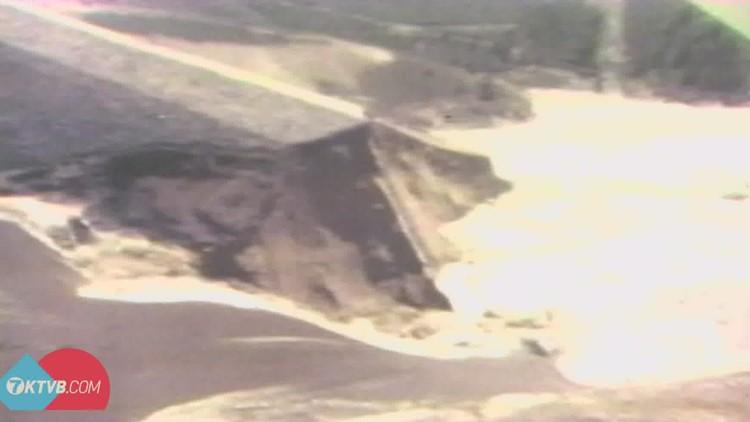 It was 45 years ago that Idaho's Teton Dam failed