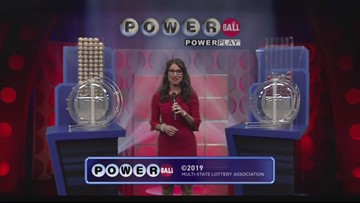Powerball drawing for Wednesday, Oct. 16