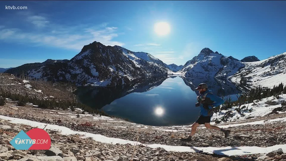 Idaho man shares journey to becoming a trail runner