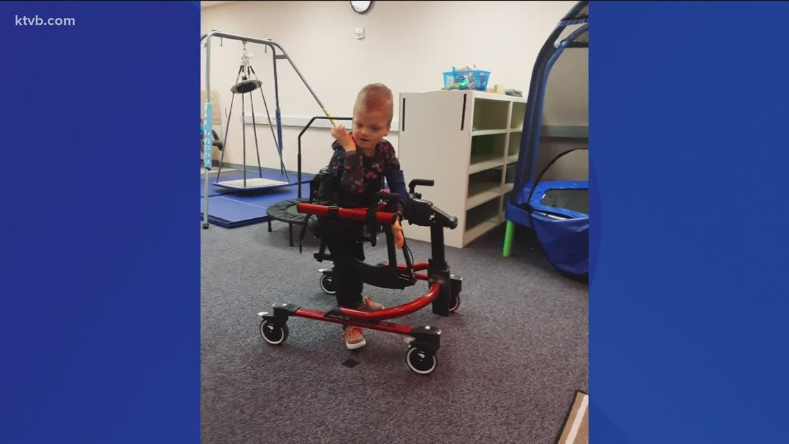 7's Hero: Pete's Path- Emmett first-grader inspires an accessible path at his school